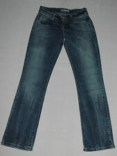 LEVIS 470 Jeans STRAGHT Fit 26/32 Bleu Denim Vintage!