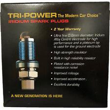 IRIDIUM SPARK PLUGS SUIT COROLLA ZRE152R ZRE182R  RAV 4 PRIUS TPX019-4 TRI POWE
