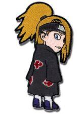 Naruto Shippuden SD Deidara Iron On Authentic Patch Costume Cosplay Anime NEW