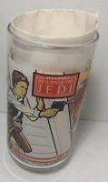 Star Wars Hans Solo RETURN OF THE JEDI Tatooine, Burger King Coca-Cola Glass