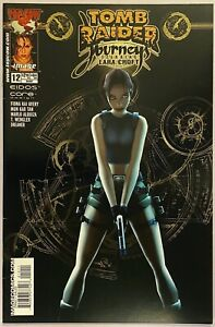 TOMB RAIDER: JOURNEY'S #12 - REGULAR COVER - FIRST PRINT - TOP COW COMICS 2003