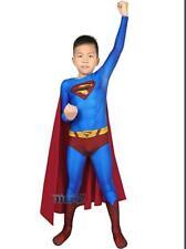 Superman Returns Cosplay Kostüm Costume Outfit Kid Kinder Halloween v1