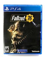 Fallout 76: Playstation 4 [Brand New] PS4 Factory Sealed Bethesda Softworks Game