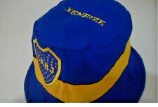 BOCA JUNIORS - Xeneize - Hat - Cap - New - Very Rare