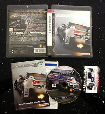 SONY PS3 PLAYSTATION 3 NAMCO RIDGE RACER 7 EDIZIONE GIAPPONESE INTROVABILE +++++