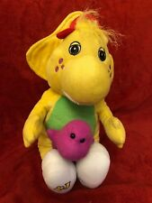BJ Soft Toy Barney & Friends 15""