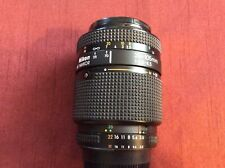 Nikon AF Nikkor 35-105 mm f 3.5- 4.5 AI-S lens very good conditionl