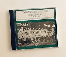 Les Brown: LES BROWN and HIS ORCHESTRA 1945 & 1946~Audio CD~EUC