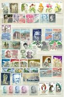 A132887/ MONACO STAMPS – COMPLETE YEAR 1990 – MINT MNH – CV 211 $