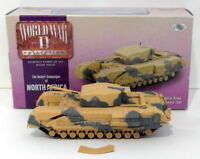 Corgi 1/50 Scale CC60104 - Churchill Mk III Tank British Army El Alamein 1942