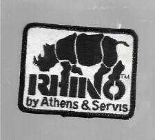RHINO Agriculture Machinery by Athens & Servis Vintage Advertising Patch