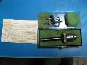 Precision Sensitive Drill Chuck No. 0  w/Key