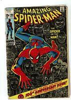 Amazing Spider-Man #100, GD/VG 3.0, Spider-Man Gets 6 Arms; Anniversary