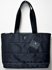 "NEW Platinum 15.6"" Laptop Tote Bag BLACK Case PT-T01-B Large Tablet Zip Carry"