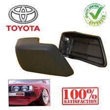 New~Toyota Corolla KE70 KE72 TE70 Rear Bumper Corner Guard TE71 End Cap 1 Pair