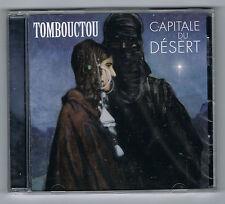 TOMBOUCTOU - CAPITALE DU DÉSERT - 2013 - 10 TITRES - CD NEUF NEW NEU