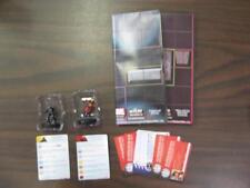 Heroclix Marvel Civil War Captain Marvel 104 Punisher 103 Prison 42 Final Battle