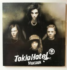 Tokio Hotel - Monsoon - CD Promo - EAN: 0602517339163 (1733916) - Raro