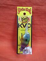 STRIKE KING KVD 1.5 Flat Side Crankbait #HCKVD1.5F-651 Neon Bluegill