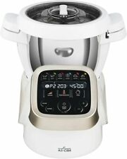 Krups HP503117 Prep & Cook white kitchen appliance with cooking function