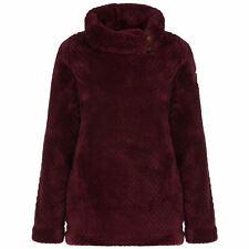 Regatta Womens Hera Fleece Warm Fluffy Jumper Pullover Top Sweater Ladies