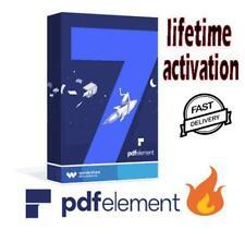 🔑 PDF ELEMENT PRO 7 FULL VERSION 🔑 BEST PDF EDITOR/CREATOR/CONVERTER🔥 FAST
