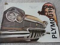 1957 Plymouth Belvedere, Savoy, Plaza, Suburban Sales Brochure