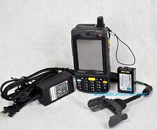 Mc75 Mc7596-Pzcskrwa9Wr 1D Motorola Barcode Scanner Gps Gsm +Charger +Warranty