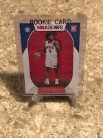 Tyrese Maxey Panini NBA Hoops 2020-21 Rookie Card