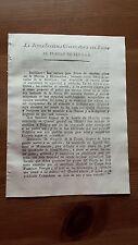 La Junta Suprema Gubernativa del Reyno al Pueblo de Sevilla 1809 Sevillanos.....