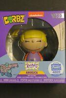Dorbz Nickelodeon Rugrats Angelica #480 Vinyl Figure Collectible Funko Limited