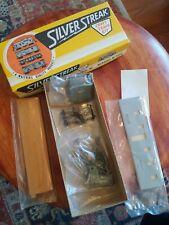 Silver Streak HO Vintage Old Time MOW Bunk Car Kit, NIB