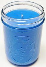 8 oz Mason Jar Soy Candles - 2 pack (U pick fragrance & Color) with Lids