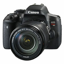Canon Eos Rebel T6i w/18-135mm Is Stm & Free 32Gb Sdhc *New*