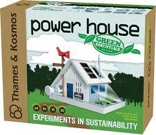 Thames & Kosmos Power House Green Essentials!