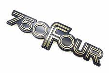 Side Cover Emblem Badge 1975 1976 1977 Honda CB750 F Super Sport SOHC 750 #P32