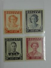 (RB 091) 1946 S. Rhodesia World War II Victory Stamps - MNH