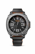 Hugo Boss Orange Collection Black Quartz Analog Men's Watch 1513109