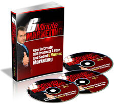 Power-EBOOK 6Minute Marketing Creating 100 Efficient Products