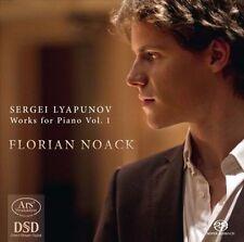 Sergei Lyapunov: Works for Piano, Vol. 1 Super Audio Hybrid CD (CD, May-2013,...