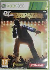 OCCASION complet jeu DEF JAM RAPSTAR pour xbox 360 game francais hip hop musique