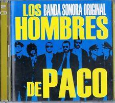 LOS HOMBRES DE PACO - Banda Sonora Original -  CD+DVD MINT CONDITION