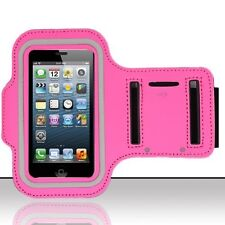 Brassard sportif  Armband Fuchsia pour iPhone 5 ( et iPod Touch 5 )