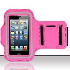 Brassard sportif  Armband Fuchsia pour iPhone 5 ( et iPod Touch 5 )