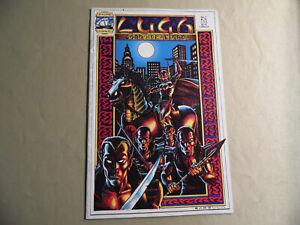 Lugh Lord of Light #3 (Flagship Comics 1987) Free Domestic Shipping