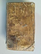 Rituum qui olim apud romanos obtinuerunt succinta explicatio di Nieupoort 1781