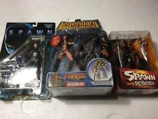Legendary Heroes Witchblade Spawn Jessica Priest Warrior Lilith lots of 3