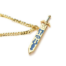 Unisex For Cosplay Legend Of Zelda Removable Master Sword Necklace Pendant Chic