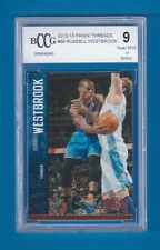 Russell Westbrook 2012-13 Panini Threads Basketball #99 Becket BCCG 9 NM HOT!!
