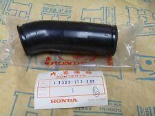 Honda 77 CL CL77 305 CL72 New OEM Left Air Cleaner Filter Carburetor Boot 60s VP